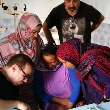 Investigadores de la UJA contribuyen a la mejora de la formación de matronas en los campamentos saharauis | Diario Digital de la UJA | Tu futuro está aquí