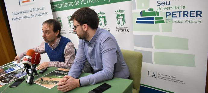 Alicante | El filósofo Alberto Sucasas abre la nueva programación de la Sede Universitaria de Petrer