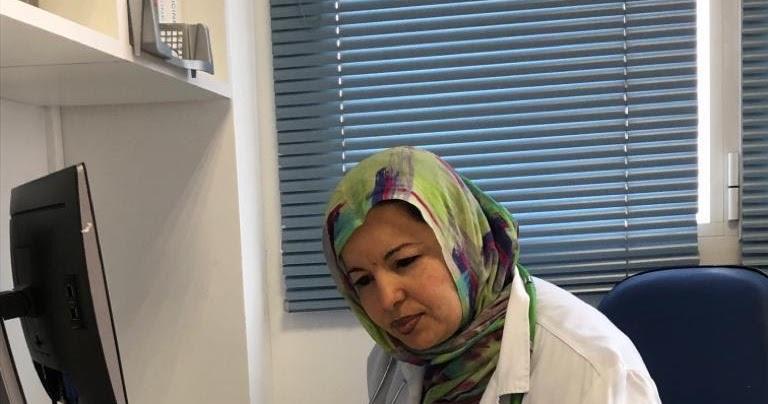 La Doctora Saharaui Raabub Mohamed: «Cuba cambió nuestro destino y nuestra suerte»