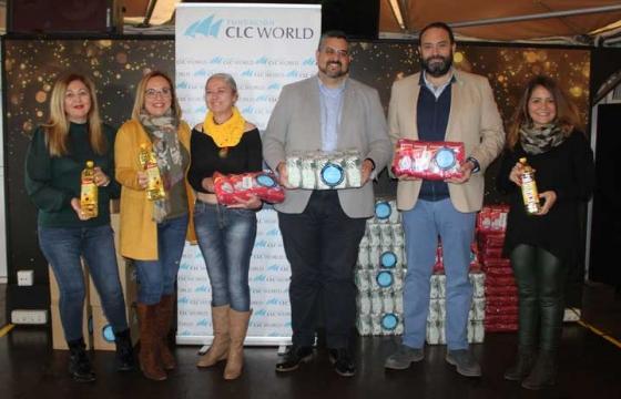 La Fundación CLC World dona 300 kilos de alimentos para la población refugiada saharaui – Mijas Comunicación SA