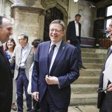 El president Ximo Puig encabeza una misión comercial a Marruecos para reforzar la presencia de las empresas valencianas y buscar nuevos mercados  – #MásDeLoMismo