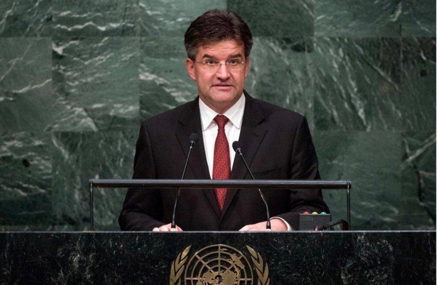ECS informa: La ONU nombra a Miroslav Lajcak como nuevo enviado para Sáhara Occidental