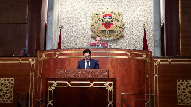 La Cámara alta marroquí aprueba las polémicas leyes de delimitación marítima que afectan a aguas canarias y saharauis