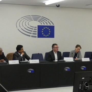 Reunión constitutiva del Intergrupo «Paz para el Pueblo Saharaui»  del Parlamento Europeo