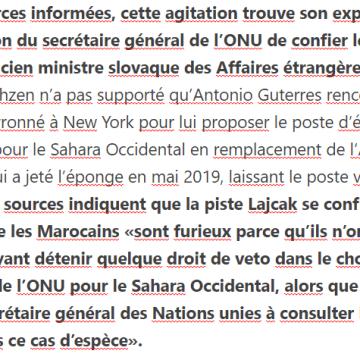 Quand le Premier ministre marocain évoque l'Algérie comme «pays ennemi» – Algérie Patriotique
