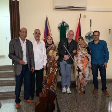 Festival du cinéma éducatif espagnol: coup d'envoi à l'ambassade sahraouie à La Havane | Sahara Press Service