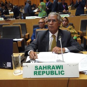 La RASD participa en la 36ª sesión ordinaria del Consejo Ejecutivo de la UA con una importante delegación diplomática | Sahara Press Service
