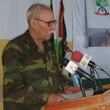 President of Republic confirms Sahrawi State will be firm in practicing sovereignty over liberated territories | Sahara Press Service