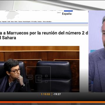 Iglesias asume la postura de Exteriores sobre el Sáhara y dice que la reunión con el Frente Polisario la fijó la ONCE – #MásDeLoMismo