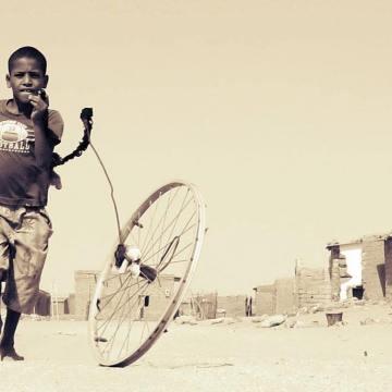 Vivencias de un niño saharaui: ¡QUEDAROS!