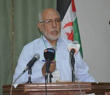 Hamma Salama élu président du Conseil national sahraoui | Sahara Press Service