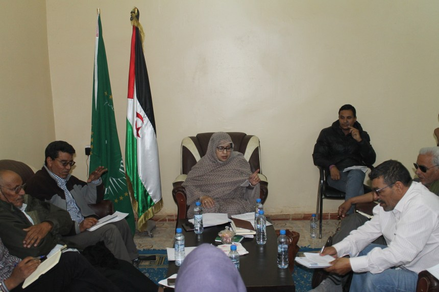 Minister of Public Health chairs meeting of National Committee for Vigilance against Corona Virus | Sahara Press Service