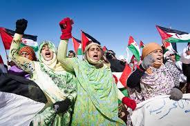 Las mujeres saharauis son un ejemplo excepcional y un verdadero icono en la laucha por la libertad y la justicia, afirma presidente Brahim Gali   Sahara Press Service