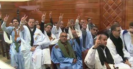 Los presos políticos saharauis indefensos ante el coronavirus   Contramutis