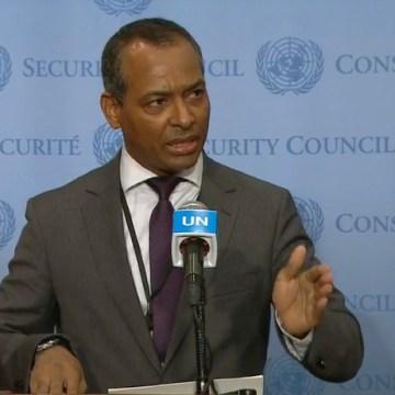 El Delegado del POLISARIO ante la ONU dicta una videoconferencia sobre el proceso de paz y la descolonización del Sahara Occidental | Sahara Press Service