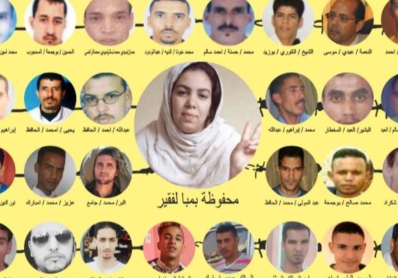 Situation des prisonniers sahraouis: le Polisario alerte Human Rights Watch   Sahara Press Service