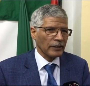 El embajador saharaui en Argel agradece el apoyo y la solidaridad de Argelia a la luz de la crisis actual causada por la pandemia de Covid-19