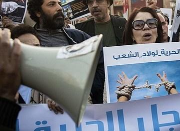 Marruecos y el Sáhara Occidental (ocupado): Periodistas y manifestantes pacíficos en peligro de contraer coronavirus bajo custodia deben quedar en libertad