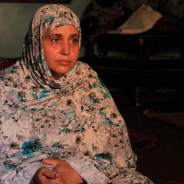 Coronavirus: la esposa de un activista saharaui encarcelado llama a Marruecos a liberar a los presos políticos