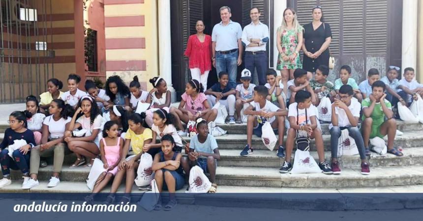 Los niños saharauis no visitarán Sanlúcar este verano · Andalucía Información