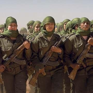El Frente Polisario: la Liberación Nacional   el Minuto