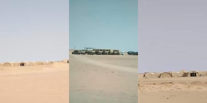 Argelia construye y equipa un hospital de campaña en Rabuni para los refugiados saharauis