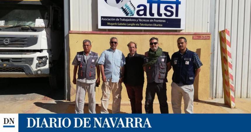 El coronavirus acecha a los refugiados saharauis | Diario de Navarra