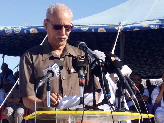 Le peuple sahraoui déterminé à poursuivre sa lutte pour arracher son indépendance (président de la République)   Sahara Press Service