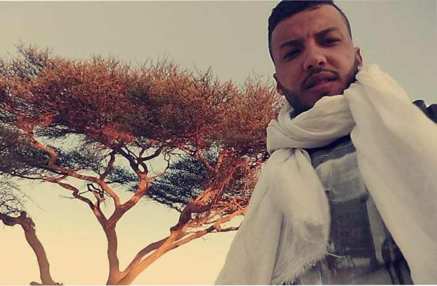 Marruecos reprime al periodista saharaui Ibrahim Amrikli   PUSL