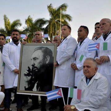Misiones Médicas Cubanas en el Mundo: 57 años de altruismo