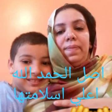 La activista saharaui Mahfuda Lefkir en libertad tras seis meses de arresto en una cárcel marroquí | Sahara Press Service