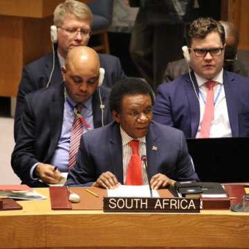 Sudáfrica advierte al Consejo de Seguridad sobre las violaciones de Marruecos en las zonas ocupadas del Sahara Occidental | Sahara Press Service