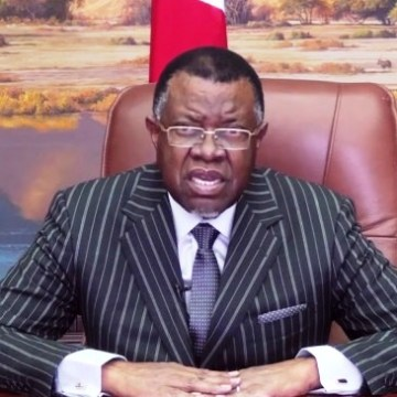 President Geingob: Morocco should implement UN resolutions to decolonize Western Sahara | Sahara Press Service