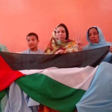 Sahrawi prisoner Mahfouda Lefkir regains freedom | Sahara Press Service