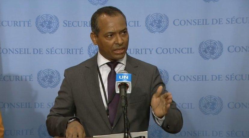 Continuation of peace process as it is now makes Sahrawi people lose trust in UN (Representative of F. POLISARIO to UN)   Sahara Press Service