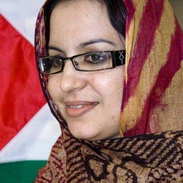 Sultana Khaya, activista de derechos humanos saharaui, atacada por las fuerzas de ocupación marroquíes | PUSL