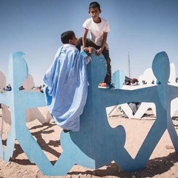 Vivencias de un niño Saharaui. DÍA DE LA INFANCIA.