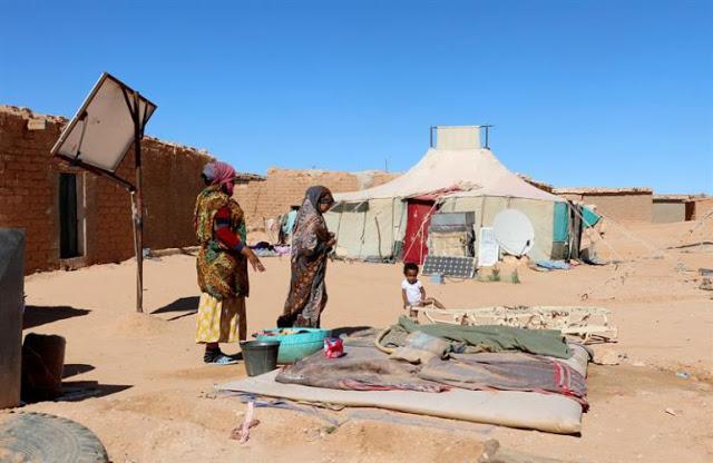 El impacto de la Covid-19 en los campamentos saharauis, la seguridad alimentaria bajo amenaza por los efectos de la crisis sanitaria