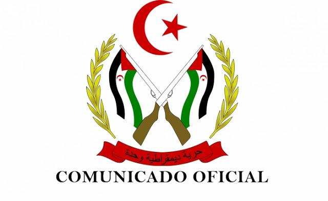 Comunicado Oficial de la reunión del Buró permanente del Frente Polisario