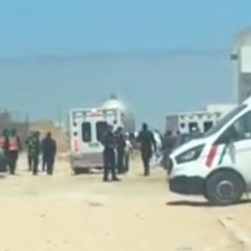 (Vídeo). Enfrentamientos entre migrantes subsaharianos y fuerzas de ocupación marroquíes en El Aaiún (Sahara Occidental)
