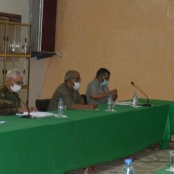 Comunicado Oficial del Buró permanente del Frente Polisario