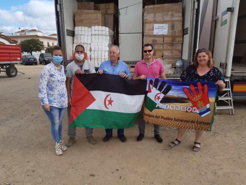 La Actualidad Saharaui: 13 de junio de 2020 (fin de jornada) 🇪🇭