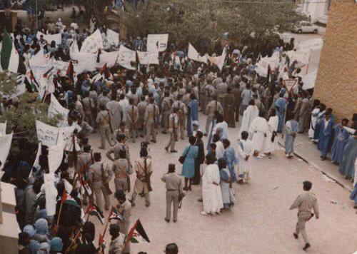 La Intifada de Zemla: medio siglo de la emergencia de la conciencia nacional saharaui