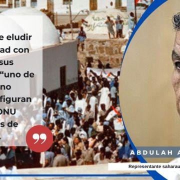 L'Espagne «ne peut pas éluder sa responsabilité envers les Sahraouis»   Sahara Press Service