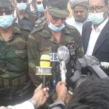 El Presidente de la República afirma que la desaparición física de ULD Jad-dad, es una gran y lamentable pérdida para el pueblo saharaui | Sahara Press Service