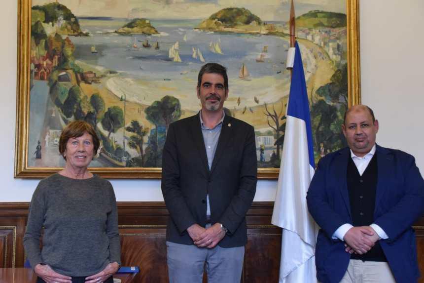 Delegación saharaui en Euskadi se reúne con instituciones y autoridades locales | Sahara Press Service