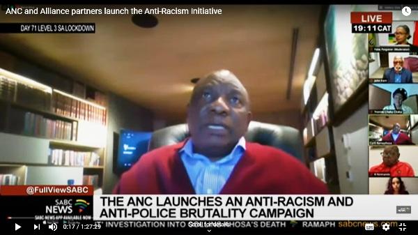 Presidente de Sudáfrica: «La arrogancia y el racismo de Marruecos impiden la independencia del Sáhara Occidental» | Sahara Press Service