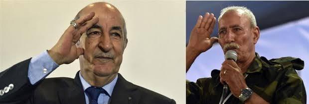 El Presidente de la República Saharaui felicita a su homólogo de Argelia por el Día Nacional de la Independencia | Sahara Press Service