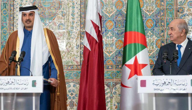 Qatar financia canal de televisión con sede en París para sembrar el caos en Argelia – ECS