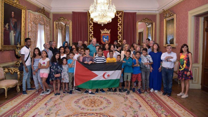 Navarra muestra su apoyo y solidaridad a la población saharaui otorgándoles 380.000 euros